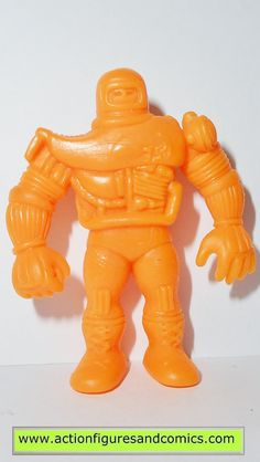 Mattel toys action figures for sale to buy M. Men / Kinnikuman Ultimate Wrestlers figure BIKEMAN (Orange color) Very Rare Class B figure. These are seldom seen for sale condition: overa 1970s Toys, Class B, Figure Size, My Pocket, Vinyl Toys, How To Speak Spanish, Old Toys, Toy Store, Muscle Men