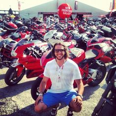 Greetings from #WDW2012 in Misanoadriatico @ World Ducati Week 2012 @Marco Simoncelli World Circuit - Instagram by @n_montemaggi
