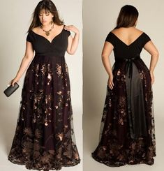 Perfect Plus Size Formal Dresses Appliqued V Neck Short Sleeve Backless Evening Gowns Floor Length A Plus Size Club Dresses, Plus Size Cocktail Dresses, Plus Size Outfits, Plus Size Gowns Formal, Formal Gowns, Backless Evening Gowns, Evening Dresses With Sleeves, Long Dresses, Maxi Dresses