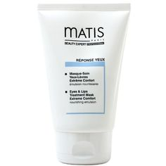 Matis Reponse Yeux Eyes  Lips Treatment Mask Extreme Comfort 100ml338oz Salon Size >>> Visit the image link more details. (This is an affiliate link) #EyesMasksPillows