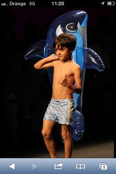 Kids Fashion Show Swimsuit el Swimwear Fashion Show