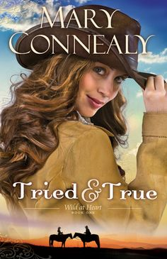 Tried and True  by: Mary Connealy | my pin-sized review:  Post-Civil War Western/Christian Romance, light read with enough danger and suspense to keep the story going.  Endearing characters, a sweet romance, and a lot of potential for the rest of the series.