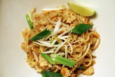 How to Make Pad Thai at Home – Guess What… It's Easy | Chris Loves Julia