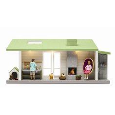 Lundby Gotland Summer Dollhouse $128