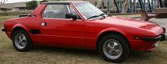 Fiat X 1/9 Bertone, Five Speed año 1981. http://www.arcar.org/fiat-x-19-1981-61651