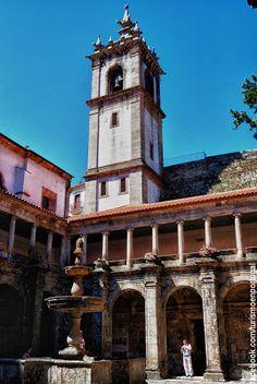 Claustro de Sao Gonçalo de Amarante.