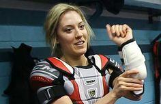 Meghan Agosta (Canada Women's team hockey player)