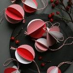 Better budgeting: homemade Christmas ornaments: paper treesBetter budgeting: homemade Christmas ornaments: paper treesBest tips for making three types of origami ornaments .Best tips for making three types of origami Paper Ornaments, Diy Christmas Ornaments, Christmas Projects, Holiday Crafts, White Ornaments, Homemade Christmas Tree Decorations, Origami Ornaments, Ball Ornaments, Holiday Decor