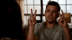 New trending GIF on Giphy. new girl jake johnson nick miller ng quotations air quotes. Follow Me CooliPhone6Case on Twitter Facebook Google Instagram LinkedIn Blogger Tumblr Youtube