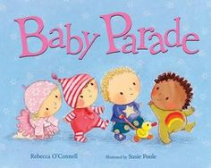 Abby the Librarian: What to Read at Baby Storytime #4