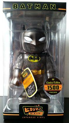 BatMan – Funko Hikari Sofubi | http://www.nomnomkingdom.com