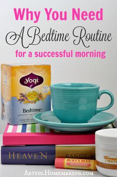 Artful Homemaking: The Secret to Successful Mornings