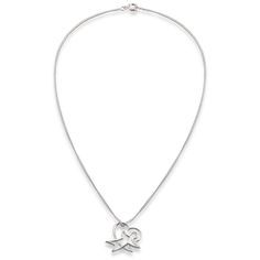 Kidsave is a global organization that advocates for and supports the adoption of older children in orphanages and foster care. ALL PROCEEDS from the sale of this item will be donated to KidSave. Necklace Pendant   KidSave Silver Silver   Carolee.com