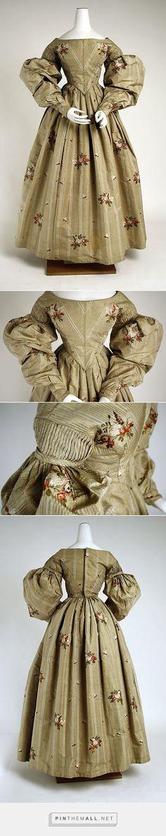 Dress ca. 1836 British | The Metropolitan Museum of Art