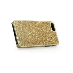 Glitter Case For iPhone 5 - lineglory.com ($30) via Polyvore