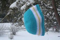 Easy Crochet Toddler Hat
