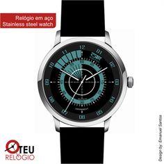 Mostrar detalhes para Relógio de pulso OTR NOMADIS 0007