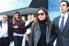 Após decisão do juiz Moro, João Santana e Mônica Moura deixam prisão em Curitiba RODRIGO FÉLIX LEAL/FUTURA…