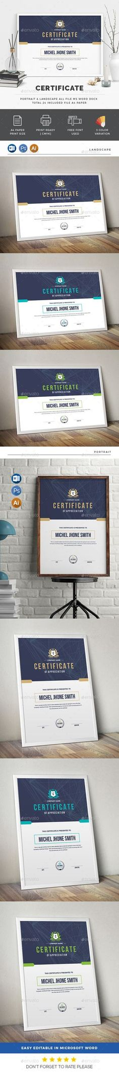 award excellence certificate template free microsoft word employee - microsoft word award template