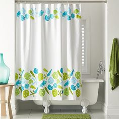 Cape Cod Shower Curtain | The Company Store