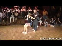 Lindy Hop Showdown. The craziest collection of tricks and aerials you will ever see. Somebody teach me how to do this. Please.