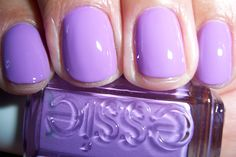 Essie Play Date, I need this bright purple!