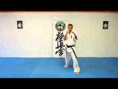 Karate Kyokushin Video Lesson 2 - YouTube