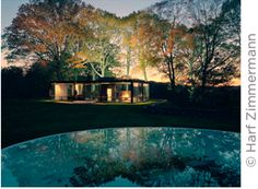 glass house, philip johnson - new canaan, connecticut