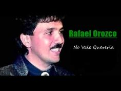 No Vale Quererla Rafael Orozco Youtube, Fictional Characters, Vintage Travel Posters, Vintage Travel, Songs, Singers, Fantasy Characters, Youtubers, Youtube Movies
