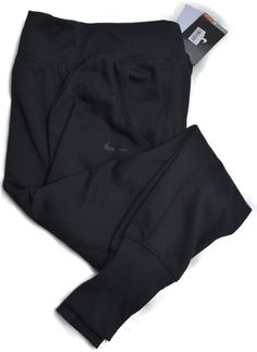 Nike  Womens  Obsessed French Terry sweatPant Black Small  #Nike #Sweatpants