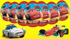 Surprise Eggs, Kinder Surprise Cars 2, Disney Pixar https://www.youtube.com/watch?v=wxqbPWgczBo Kinder Surprise Eggs, Surprise Eggs, Киндер сюрпризы, Hello, Mickey, spiderman, star wars, pocoyo, transformers, batman, shrek, dora the explorer,  cars, angry birds, barbie,  wwe, iron man, princess, winx club, toy story, planes, aladdin, winnie the pooh, cars 2,  lego, maevel, marvel, peppa pig, spongebob, mickey mouse club house, minnie mouse, my little pony,