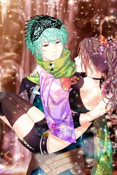 Shall We Date? Destiny Ninja 2 Ayu ^-^ the decendent from Hattori Kazemasa