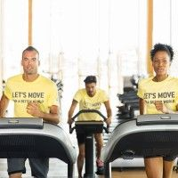 Between 3 April to 2 May 2014, Technogym organised an innovative social campaign that called on facilities to 'donate' physical activity towards a good cause – that of getting local communities more active and promoting wellness education in local schools. Over 21,000 people in 180 fitness clubs around the globe participated in the challenge, collecting more than 100 million 'MOVEs'. A 'MOVE' is Technogym's unit of measure for movement.. The facility with the most MOVEs in each country won…