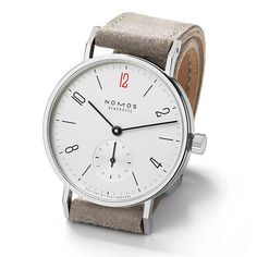 Time to Give Back: NOMOS Glashütte for Doctors Without Borders