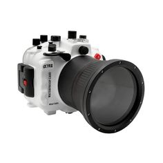 Sony A7 III V.2 Series 40M/130FT Underwater camera housing (Including – seafrogs