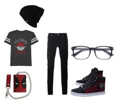 """""""boyfriend"""" by abbyvolkert on Polyvore featuring JEM, Diesel Black Gold, Marvel, Patagonia, men's fashion and menswear"""