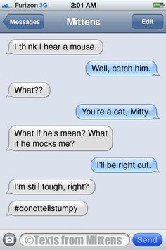 Texts from Mittens @TextFromMittens NEW Daily #textsfrommittens: The Mouse Edition  textsfrommittens.com pic.twitter.com/6nWxZXEtDk
