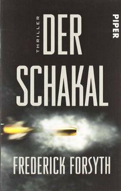 Der Schakal: Thriller von Frederick Forsyth, http://www.amazon.de