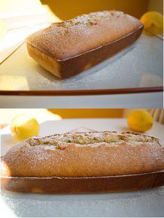 Natural Yogurt & Lemon Cake via @mygutfeeling #glutenfree #lactosefree #lowfodmap