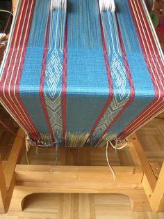 tablet weaving!