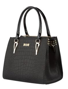 Chic Medium Leather Handbag