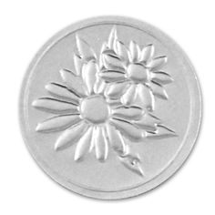 Seals - Silver Daisy
