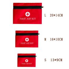 Waterproof Travel Kit First Aid Kit Medical Bag Mini Outdoor Camping Travel Car First Aid Kit Box Emergency Survival Gear