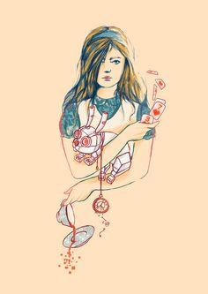 Alice by Budi Satria Kwan