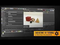 Octane 101 Tutorial: Setting Up Multi-Pass and Object Buffers - YouTube