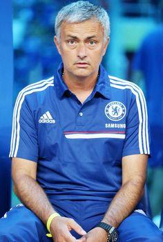 Jose Mourinho - Chelsea v Malaysia XI