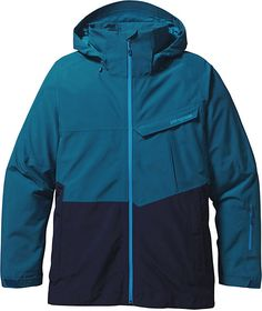 Patagonia Powder Bowl Jacket - Men's Ski Jackets - 2016 - Christy Sports