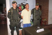 Noticias de Cúcuta: EN FLAGRANCIA FUE CAPTURADO HOMBRE POR PORTE ILEGA...