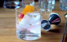 Vodka Old Fashioned | Barman's Journal #oldfashioned #cocktail #vodka #recipe