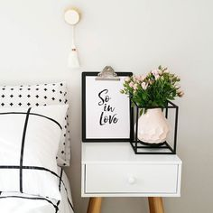 This is where I want to stay all day long  loving this slightly cooler weather atm  so good for snuggling in bed!  #myhomestyle #thursdayfeels #sharemystyle #bedroomstyle #spareroom #kmartstyling #homestyling #kmartlove #kmarthome #minimalist #grid #pocketofmyhome #interiorsaddict #hbmystyle #stylishhome #sharemystylebedroom #flowerhaul #freshblooms #sprayroses #soinlove #woolandwillow by mama_style_maker